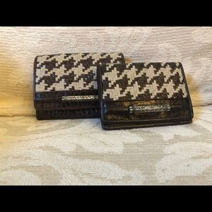 Brighton small wallet and card holder set